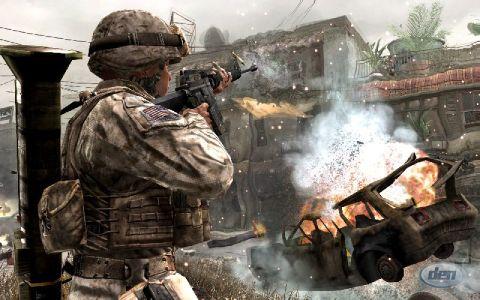 callofduty4 تحميل لعبة كول اوف ديوتي نداء الواجب Call of Duty 4 للكمبيوتر