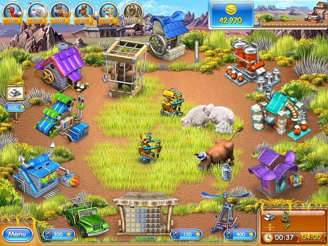 farm frenzy 3 american pie screenshot4 تحميل لعبة المزرعة السعيدة Farm Frenzy 3 برابط مباشر مجانا
