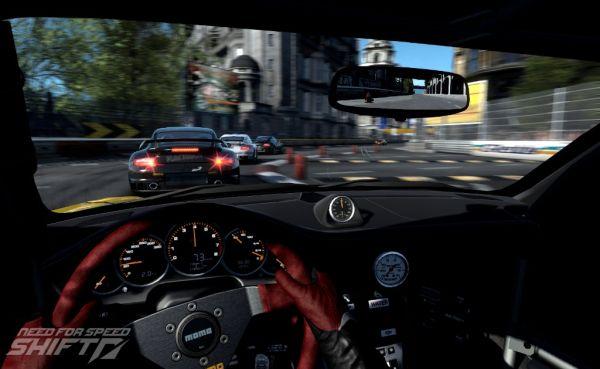 nfs shift porsche 4 342009 4 تحميل لعبة نيد فور سبيد الجديدة كاملة Need for Speed Shift