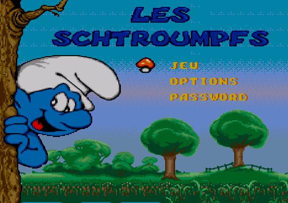 smurf تحميل لعبة قرية السنافر للكمبيوتر Smurf Games برابط مباشر