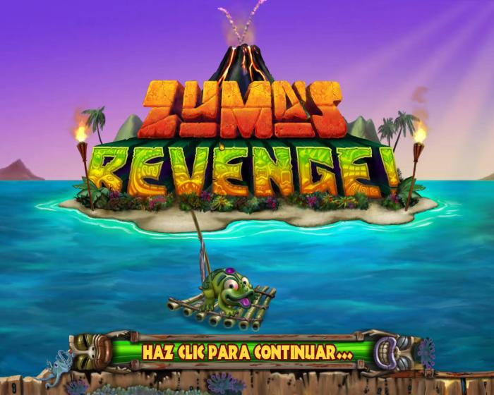 تحميل لعبة زوما ريفنج كاملة اونلاين للكمبيوتر والاندرويد Zuma Revenge