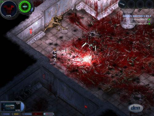 alien shooter vengeance 02 تحميل لعبة الاكشن Alien Shooter ألين شوتر مجانا للكمبيوتر