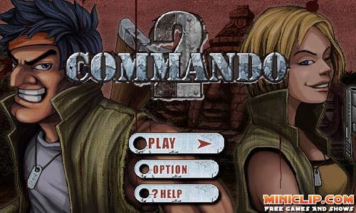 commando 2 تحميل لعبة ميتال سلوق 2 | 2 Metal Slug