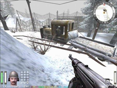 enemy territory 827 تحميل لعبة Return to Castle Wolfenstein برابط مباشر مجانا