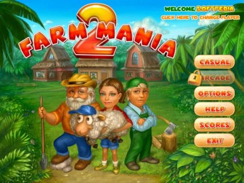 Farm Mania 2 1 تحميل لعبة المزرعة فارم مانيا 2 Farm Mania