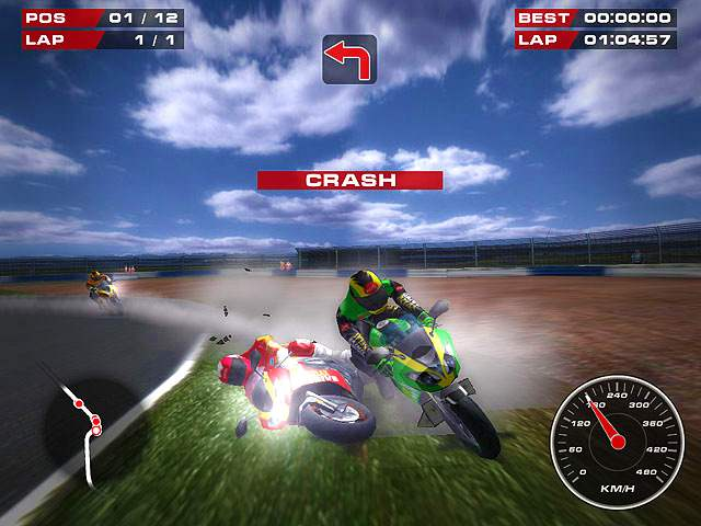 Superbike Racers 2 تنزيل لعبة الدارجات النارية سوبر بايك ريسر كاملة Superbike Racers