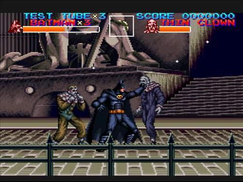 Batman Returns تنزيل تحميل لعبة باتمان الاصلية مجانا Batman Returns