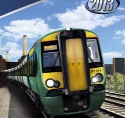 train simulator 2013 deluxe 2 تنزيل العاب  تحميل لعبة قيادة القطار كاملة مجانا