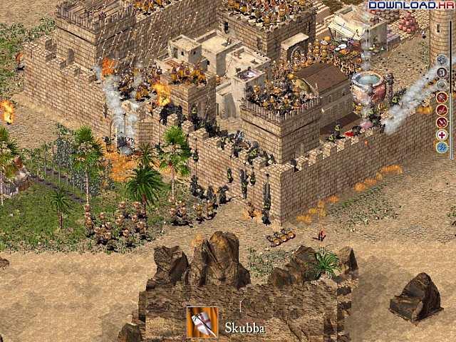 Stronghold Crusader Extreme download free تحميل لعبة الأكشن صلاح الدين الأيوبي تحميل مباشر Stronghold Crusader Extreme