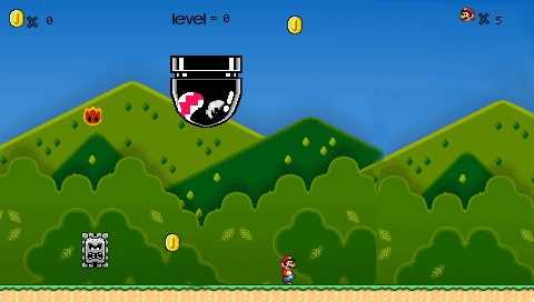 Super Mario Power Coins  free