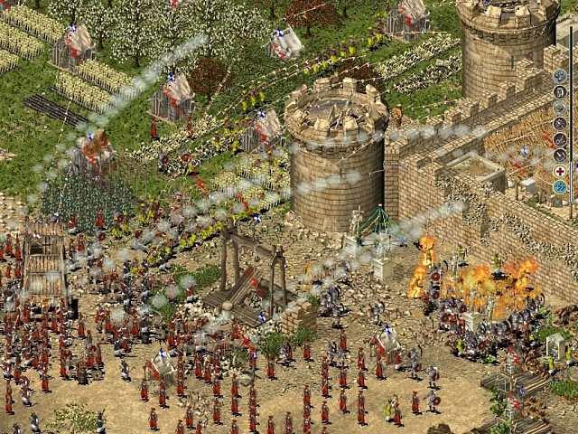 free download Stronghold Crusader تحميل لعبة الأكشن صلاح الدين الأيوبي تحميل مباشر Stronghold Crusader Extreme
