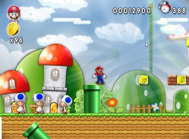 download Super Mario Forever