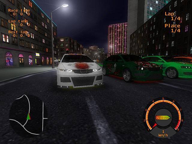 تحميل العاب سيارات ثلاثية الابعاد للكمبيوتر مجانا