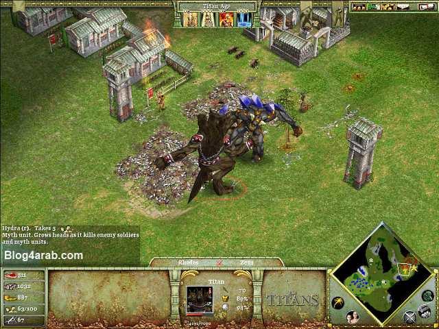 download Age of Mythology free full game