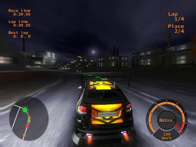 download Night Street Racing