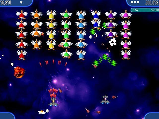 download free Chicken Invaders 3