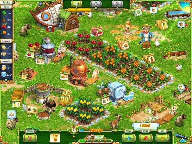 free Exotic Farm
