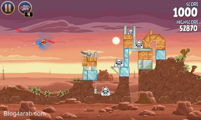 free download Angry Birds Star Wars