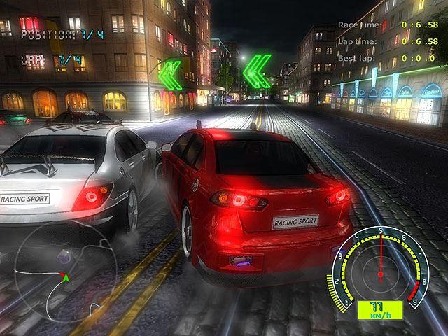 free download Night Street Racing