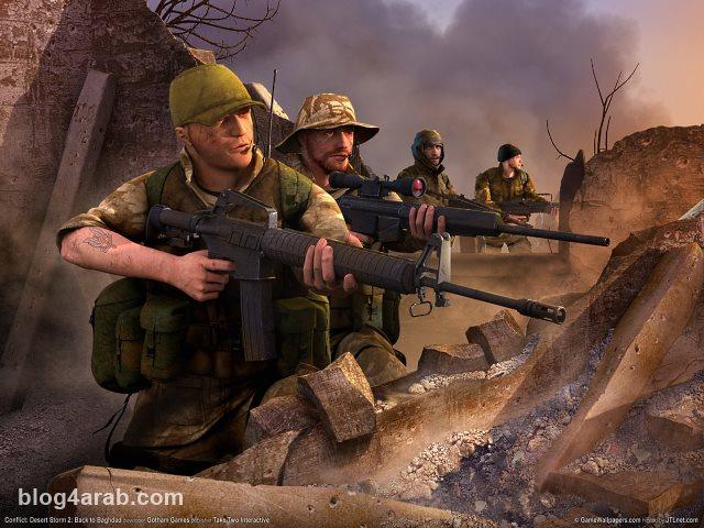 download conflict desert storm free