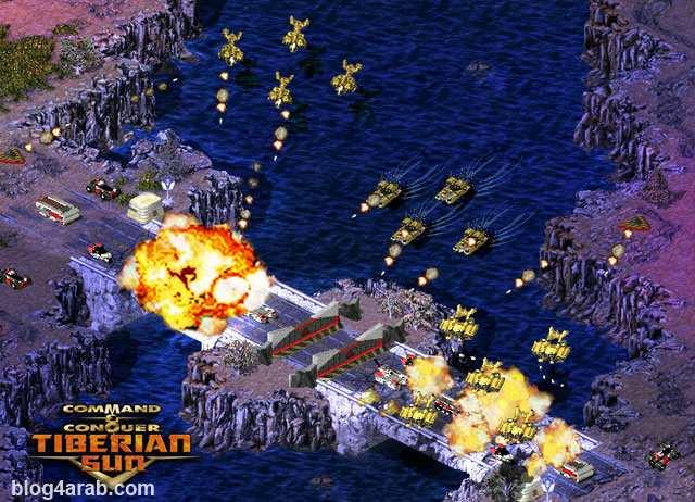 dwonload Command & Conquer Tiberian Sun