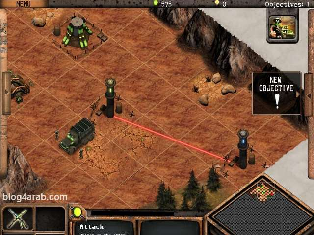 download Red Earth full game