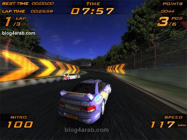 Game Nitro Racers