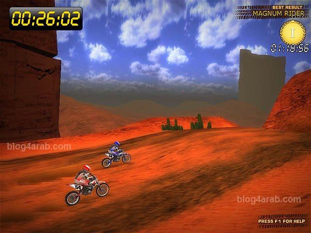 free download Desert Moto Racing