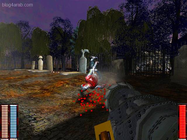 تحميل لعبة بيت الاموات Cemetery Warrior مجانا للكمبيوتر