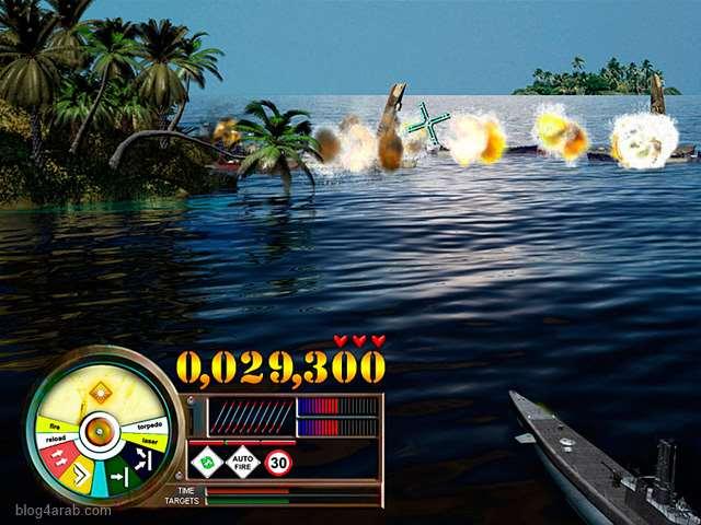 تحميل لعبة حرب Pearl Harbor Fire on the Water