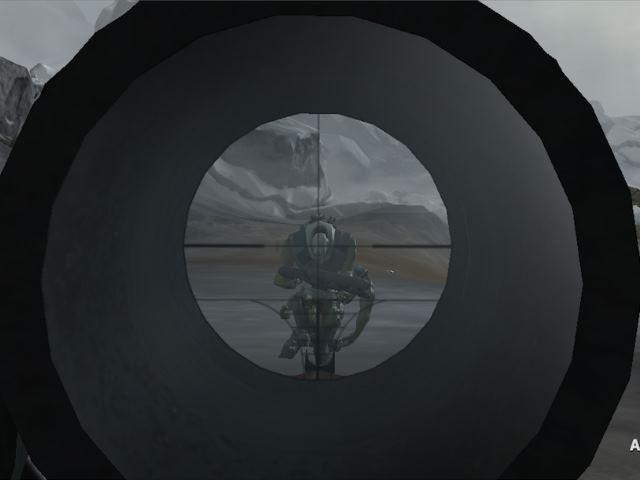 تحميل لعبة الحرب قتال الزومبي Frozen Island