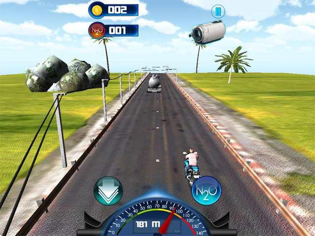 تحميل لعبة سباق موتوسيكلات للكمبيوتر City Moto Racer