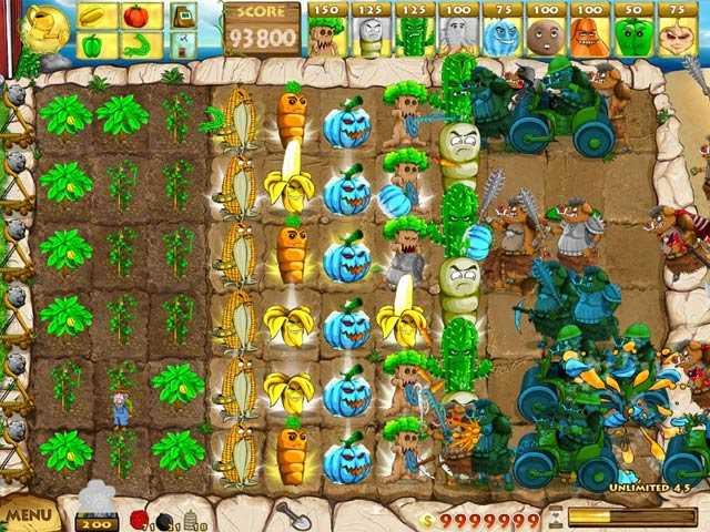 تحميل لعبة النباتات ضد الزومبي الجزء 2 Battle Ranch مجانا