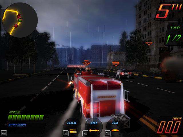 تحميل ألعاب سباق السيارات للكمبيوتر Deadly Race مجانا