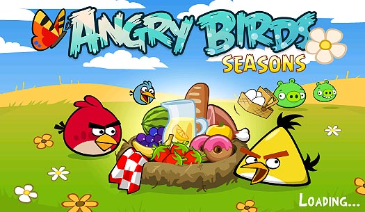 Download Free Angry Birds Seasons Summer Pignic Game Android تحميل لعبة انجري بيرد للكمبيوتر 2014 Angry Birds Seasons