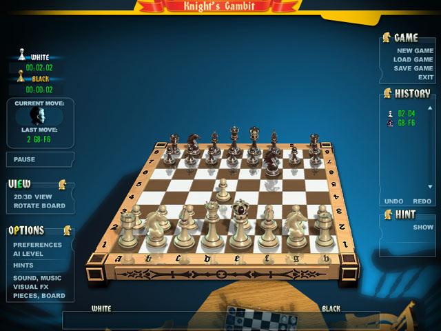 تحميل العاب ذكاء للاندرويد - العاب شطرنج للكمبيوتر والموبايل Gambit Chess