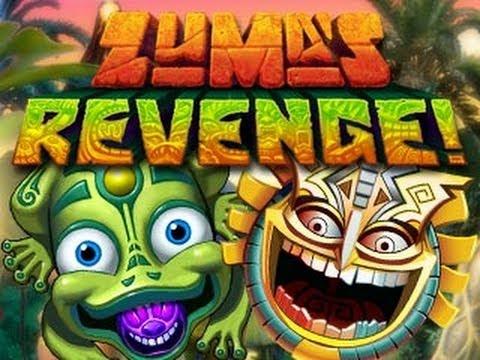 تحميل لعبة zuma revenge كاملة مجانا للكمبيوتر