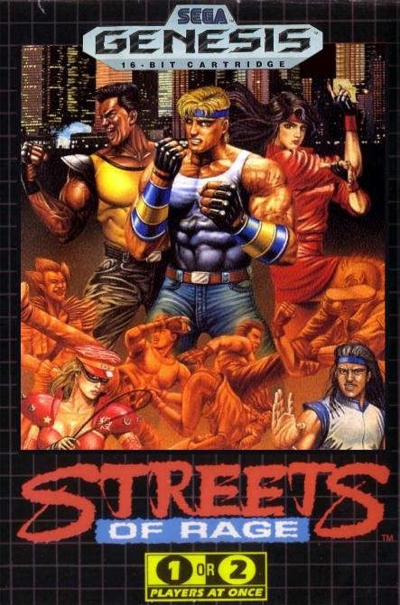 تحميل العاب قتال الشوارع برابط مباشر للكمبيوتر Street Of Rage