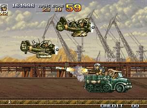 تحميل لعبة حرب الخليج 2 للكمبيوتر كاملة مجانا Metal Slug