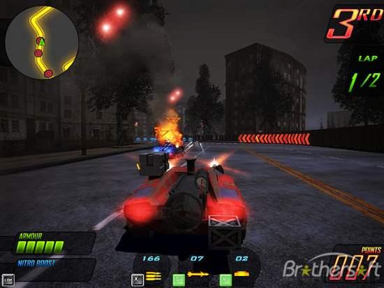 Apocalypse Motor Racers 2