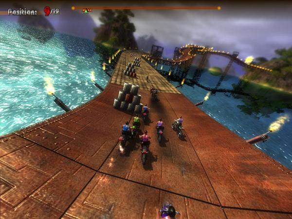تحميل اقوى لعبة دراجات نارية للكمبيوتر مجانا Extreme Motorbikers