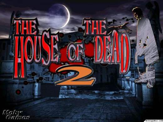 تحميل العاب برابط واحد مجانا للكمبيوتر The House of the Dead