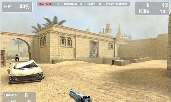Counter Strike Desert War 2