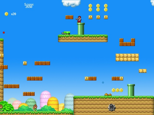 Contra Mario free download