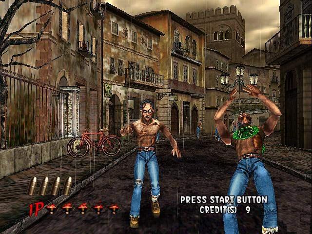 تنزيل لعبة بيت الموت 1 و2 و3 House of the Dead للكمبيوتر
