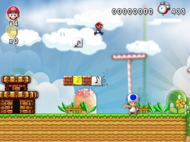 free for pc Super Mario Forever