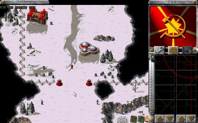 download Command Conquer Red Alert 1