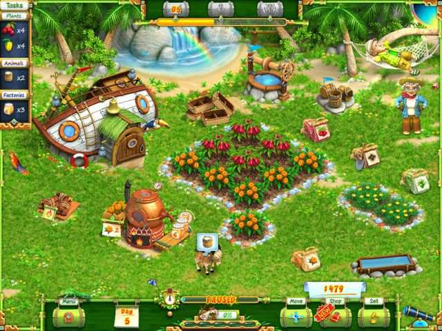 download Exotic Farm
