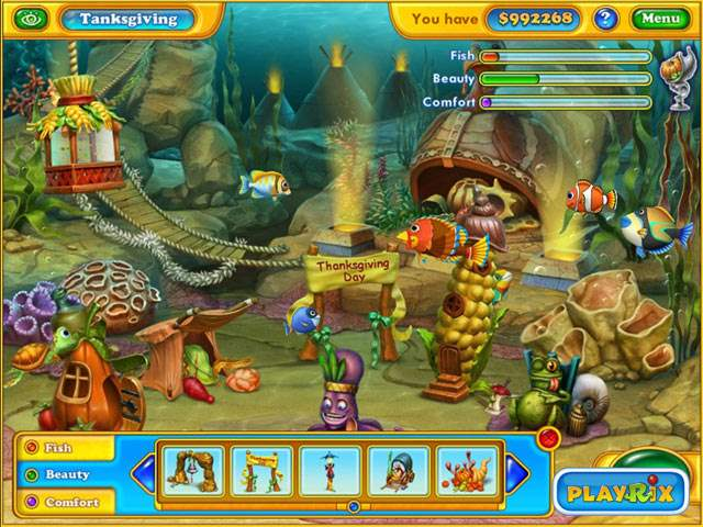 download Fishdom Harvest Splash free