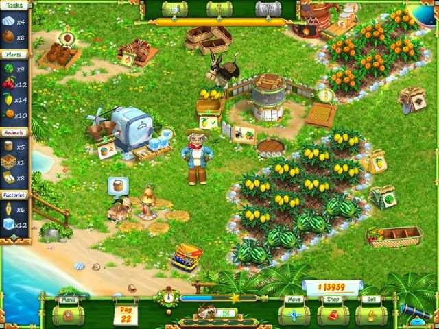 free download Exotic Farm
